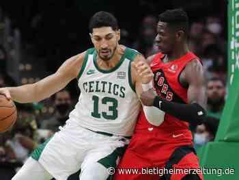 Basketball: NBA: Schröder verliert mit den Celtics gegen Bongas Raptors - Bietigheimer Zeitung