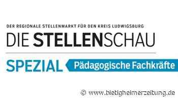 Pädagogische Fachkräfte gesucht!: Stellenschau Spezial - Bietigheim-Bissingen - Bietigheimer Zeitung