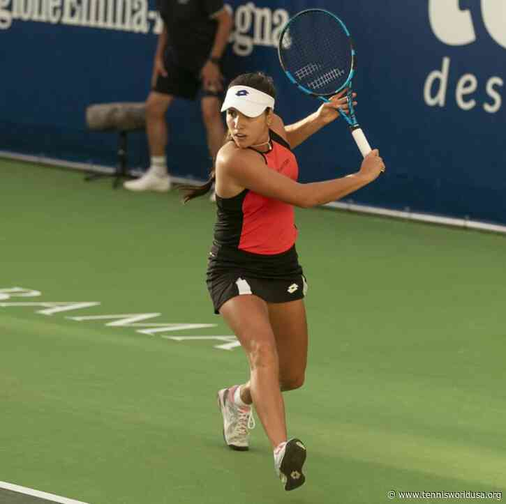 Tenerife Ladies Open: Maria Camila Osorio Serrano to vie for title against Ann Li