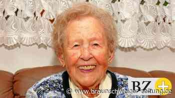 Magdalene Itzwerth aus dem Heidberg wird Sonntag 100