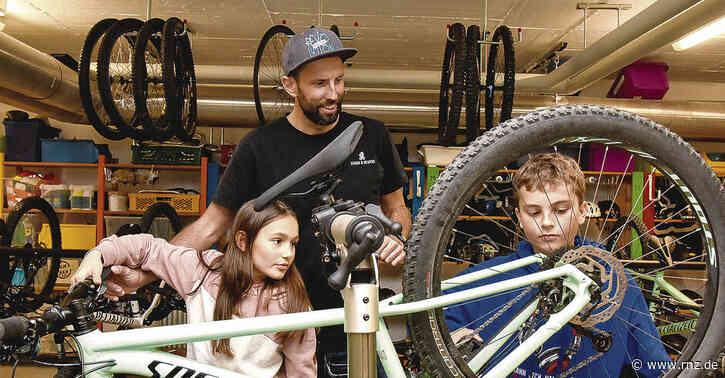 Heidelberg:  Hier gibt's Mountainbike als Schulfach