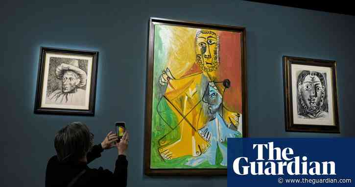 Picasso paintings displayed at Las Vegas hotel sell for more than $100m