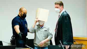 Nicht auf Video erkennbar: Gutachter entlastet angeklagten Rentner in Paketbomben-Prozess - DER SPIEGEL
