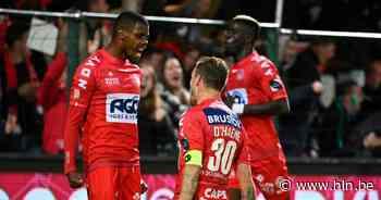 LIVE. Kan KV Oostende de scheve situatie nog rechtzetten tegen KV Kortrijk? - Het Laatste Nieuws