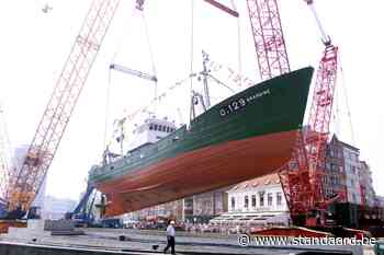 Oostende trekt geld uit voor renovatie van historische zeilboten - De Standaard
