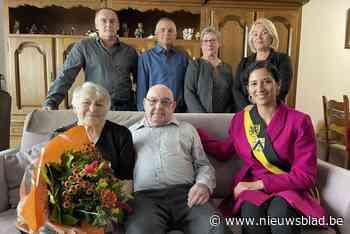 Diamant voor Jean-Marie en Frieda (Oostende) - Het Nieuwsblad