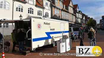 Wolfenbüttels Polizei warnt vor Zeit der Einbrecher und Betrüger