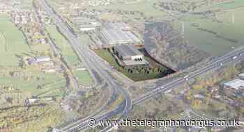 Plan to extend £30m industrial estate at M606