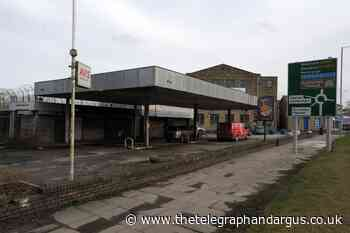 Derelict petrol station on Wakefield Road will become electric car charging hub