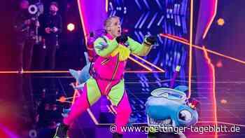 """Fußball-Weltmeister Pierre Littbarski bei """"Masked Singer"""" als Hammerhai enttarnt"""