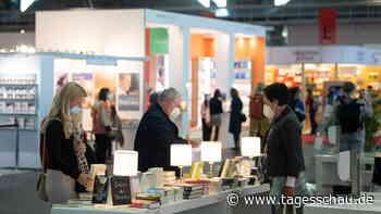 Frankfurter Buchmesse endet heute