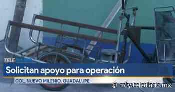Guadalupe. Familiares solicitan apoyo para costear cirugía - Telediario Monterrey
