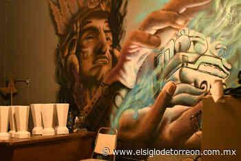Preparan una serie de murales en el Panteón Municipal Guadalupe de Gómez Palacio - El Siglo de Torreón