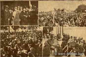 Cómo fue la coronación de la Virgen de Guadalupe en 1928 desde las crónicas de El Litoral - El Litoral
