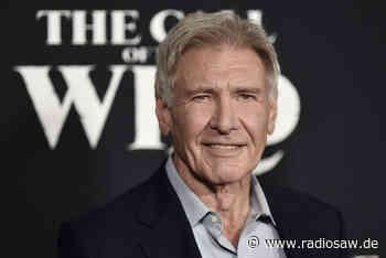 Harrison Ford verliert Kreditkarte auf Sizilien