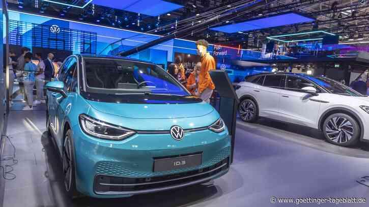 E-Mobilität: Volkswagen erstmals stärkste Marke bei Stromern