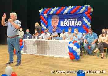 Ao vivo: Ponta Grossa recebe a Caravana de Requião neste sábado; acompanhe agora - Blog do Esmael