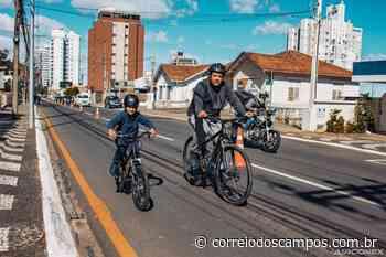 Prefeitura de Ponta Grossa promove Avenida Central e Parques e Praças, simultaneamente, neste domingo (24) - Correio dos Campos