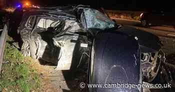 M11 traffic live: Updates as multi-vehicle crash shuts motorway near Cambridge