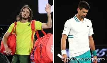 Novak Djokovic rival confirms he will receive vaccine to play in Australian Open