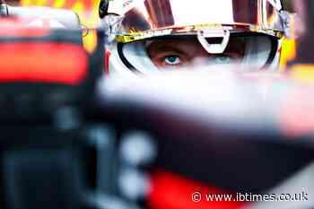 F1: Verstappen beats Hamilton to US Grand Prix pole