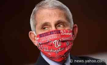 'Bombshell' NIH letter on bat coronavirus research reveals Fauci's big lie, professor says - Yahoo News