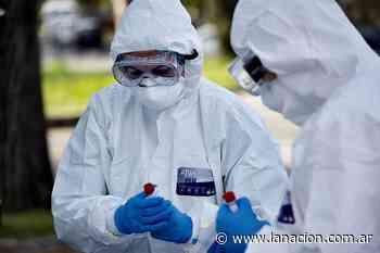 Coronavirus en Argentina: casos en F. Ameghino, Chubut al 24 de octubre - LA NACION