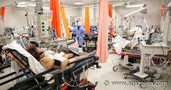 COVID cases in Eastern Europe surpass 20m as outbreak worsens - Al Jazeera English