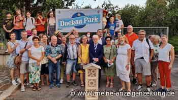 Bienenhotel im Dachau-Park in der Partnerstadt Fondi