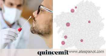 Coronavirus Galicia: 34 contagios nuevos y suben a 415 los casos activos - El Español