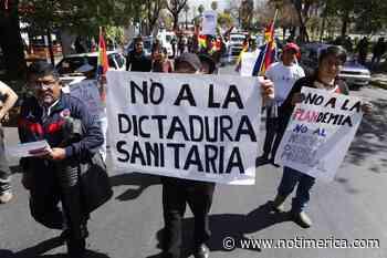 Coronavirus.- La Justicia boliviana rechaza la obligatoriedad del pase de vacunación en La Paz - www.notimerica.com