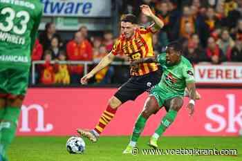 """Dury blijft kaarten dicht bij de borst houden in verband met Dompé, de man van de assists: """"Hij weet perfect hoe het zit"""""""