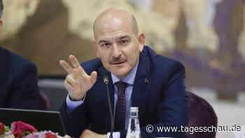 Türkischer Innenminister verteidigt Vorgehen gegen Botschafter