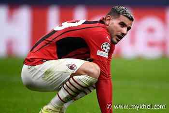 Theo Hernandez available for Milan after negative coronavirus test - myKhel