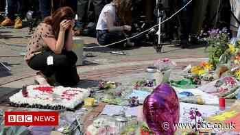 Manchester Arena attack: Man arrested on suspicion of terror offence
