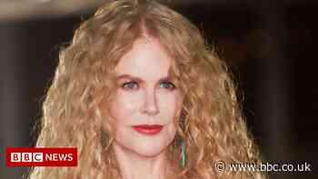 Nicole Kidman adds £10k to 'Three Dads Walking' suicide prevention fund