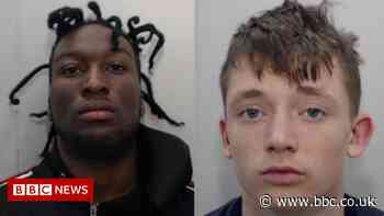 Manchester pair who torched student's house in feud jailed