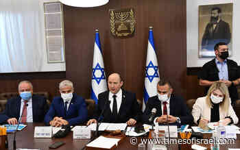 Bennett says government earmarking NIS 10 billion 'for future coronavirus waves' - The Times of Israel