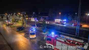 96-jähriger Radfahrer nach Flensburg von Güterzug erfasst - tot