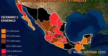 Mapa del coronavirus en México al 24 de octubre: el país rebasó las 286,000 muertes acumuladas - infobae