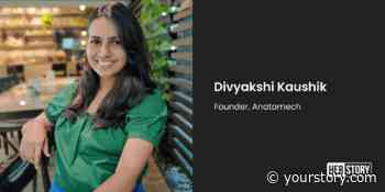 This woman entrepreneur's startup is building healthcare wearable technology to aid human mobility affected by - YourStory