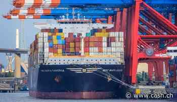 Konjunktur - Deutsche Exporteure erwarten kein schnelles Ende der Lieferengpässe