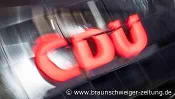 CDU arbeitet Wahlschlappe auf