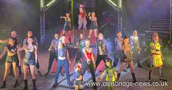 Circus Cortex: The 'mesmerising circus show which is a must-see in Cambs right now