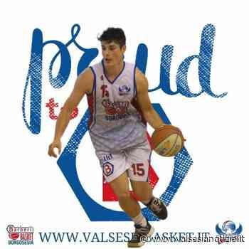 Alessandro Vercelli è il nuovo capitano di Barberi Valsesia Basket - valsesianotizie.it