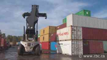 Container congestion in Vancouver a sign of global supply chain chaos