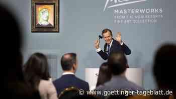 Picasso-Kunstwerke in Las Vegas für 109 Millionen Dollar versteigert