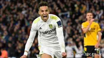 Leeds United 1-1 Wolves: Rodrigo strikes late to earn point for Whites