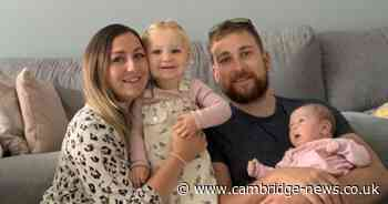 Cambs woman gives birth two years apart but girls are technically 'twins'