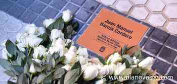 Homenaje en San Sebastián a García Cordero, delegadode Telefónica asesinado hace 41 años - Diario Vasco